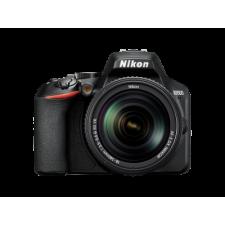 Nikon D3500 Kit 18-140mm VR - Aparat foto DSLR, Negru